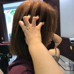 発毛育毛に効く、自分で押せるツボを刺激して薄毛対策!