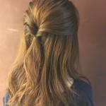 自分でできる簡単かわいいヘアアレンジ方法はこれ!Vol.1